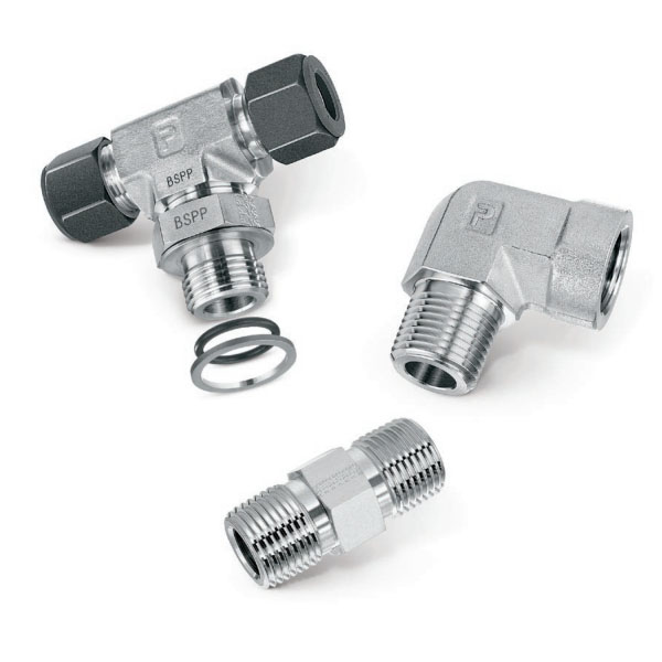 Parker ISO Conversion Fittings