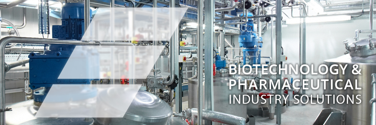 Biotechnology & Pharmaceutical Industry Solutions