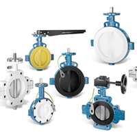 Garlock Butterfly Valves