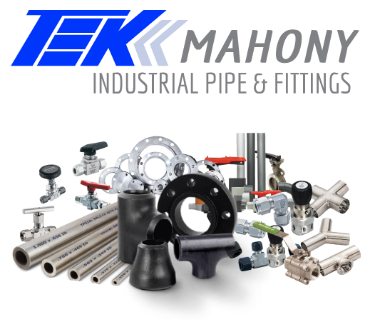 TEK Mahony Industrial Pipe & Fittings